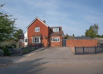 Thumbnail 4 bed detached house for sale in Grainge Close, Westbury, Brackley, Northamptonshire