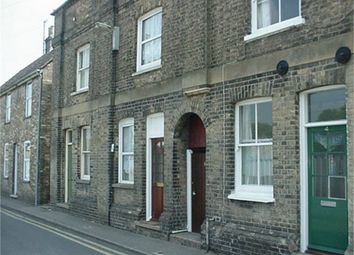 Thumbnail 1 bed terraced house to rent in St Georges Road, St Ives, Cambridgeshire
