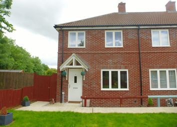 Thumbnail 3 bed semi-detached house for sale in Blackberry Court, Wincanton