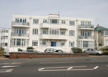 Thumbnail 1 bed flat for sale in Marine Drive, Saltdean