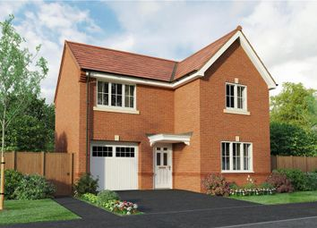 "Thumbnail 3 bed detached house for sale in ""The Tweed"" at Park Road South, Middlesbrough"