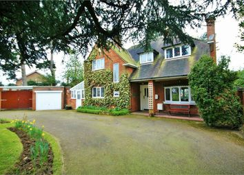 Thumbnail 4 bed detached house for sale in Ashby Road, Hinckley