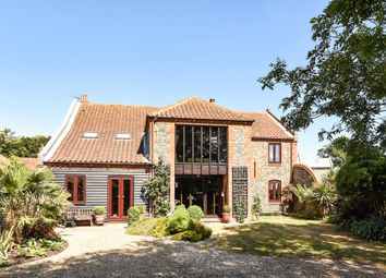 Thumbnail 5 bed barn conversion for sale in Starling Rise, Sidestrand, Cromer