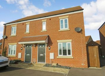 Thumbnail 3 bed semi-detached house for sale in Torquay Close, Biggleswade
