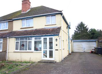 Thumbnail 3 bed semi-detached house for sale in Norwood Road, Effingham, Leatherhead