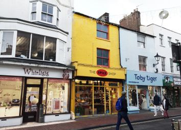Thumbnail Retail premises for sale in Gardner Street, Brighton