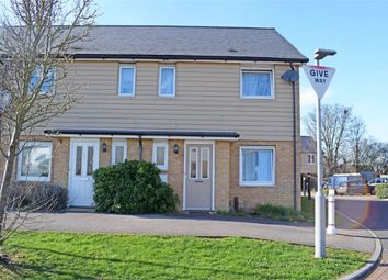 Thumbnail 3 bed semi-detached house for sale in Parish Way, Harlow, Essex