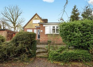 Thumbnail 3 bed detached house for sale in Cornwall Road, St Albans