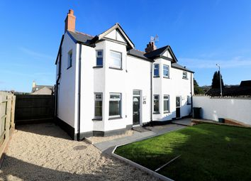 Thumbnail 3 bedroom link-detached house for sale in Cross Street, Caerleon, Newport
