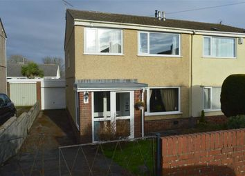 Thumbnail 3 bedroom semi-detached house for sale in The Orchard, Newton, Swansea