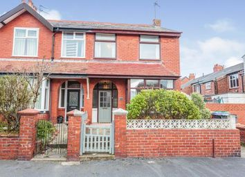 Thumbnail 3 bed end terrace house for sale in Westwood Avenue, Blackpool, Lancashire