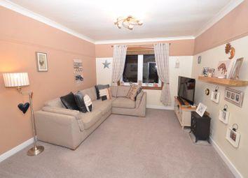 Thumbnail 2 bed flat for sale in Edmonstone Drive, Kilsyth, Glasgow
