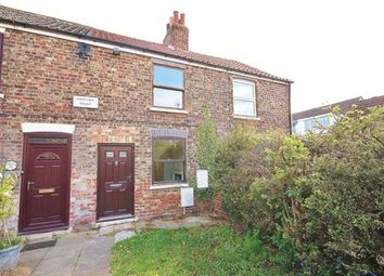 Thumbnail 2 bedroom terraced house to rent in West View Mount, Barlby, Selby