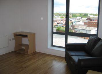Thumbnail 1 bed flat to rent in Skinner Lane, Leeds