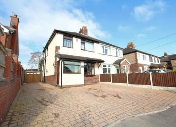 Thumbnail 3 bed semi-detached house for sale in Whetstone Road, Gillow Heath, Biddulph