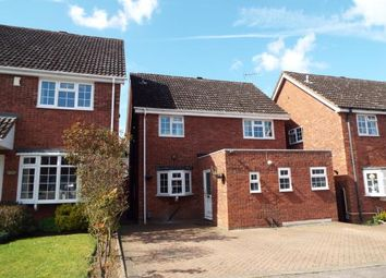 Thumbnail 4 bedroom detached house for sale in Convent Close, Hitchin, Hertfordshire