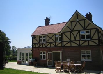 Thumbnail 4 bed detached house to rent in Holywell Estate, Nr Swanmore