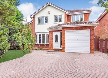 Ash Furlong Close, Balsall Common, Coventry CV7. 4 bed detached house