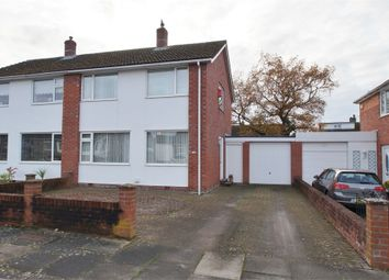 Thumbnail 3 bed semi-detached house for sale in Holmrook Road, Sandsfield Park, Carlisle, Cumbria