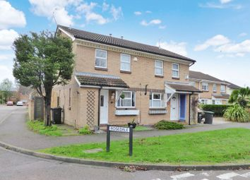 Thumbnail 3 bed end terrace house to rent in Fensome Drive, Houghton Regis, Dunstable