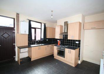 Thumbnail 2 bed terraced house for sale in Denton Street, Cronkeyshaw, Rochdale