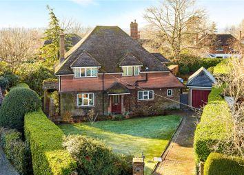 Thumbnail 4 bed detached house for sale in Brookhurst Gardens, Southborough/Bidborough, Tunbridge Wells, Kent