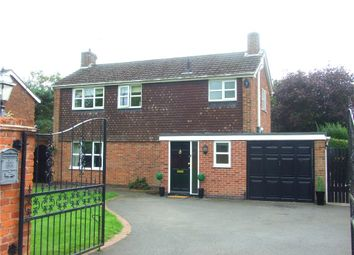 Thumbnail 3 bed detached house for sale in Blenheim Drive, Allestree, Derby