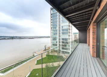 3 bed flat for sale in Summerston House, 51 Starboard Way, Royal Wharf, London E16
