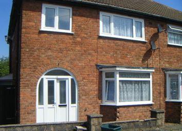 Thumbnail Semi-detached house for sale in Applesham Close, Birmingham