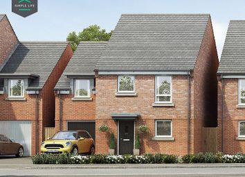 Thumbnail 4 bed detached house to rent in Oval Crescent, Ellesmere Port, Cheshire.