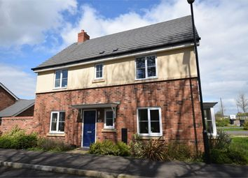 Thumbnail 4 bedroom detached house for sale in Aspen Road, Eden Park, Rugby, Warwickshire