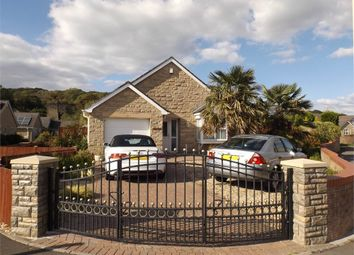 Thumbnail 2 bed detached bungalow for sale in Iron Way, Tondu, Bridgend, Mid Glamorgan