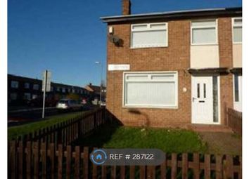 Thumbnail 2 bedroom end terrace house to rent in Cassop Walk, Stockton On Tees