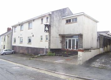 Thumbnail Pub/bar for sale in Upper Hill Street, Hakin, Milford Haven