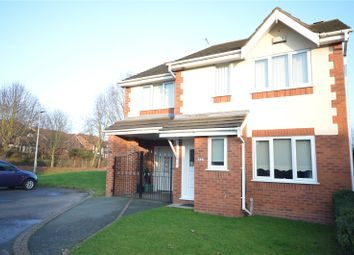 Thumbnail 4 bed detached house for sale in Whimbrel Park, Halewood, Liverpool
