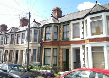 Thumbnail 2 bed property to rent in Arabella Street, Roath, Cardiff