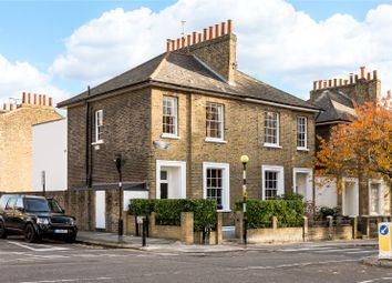 Thumbnail 3 bedroom end terrace house for sale in Hemingford Road, London