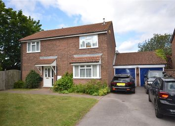 Thumbnail 4 bed detached house for sale in Augustus Drive, Basingstoke, Hampshire
