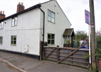 Thumbnail 3 bed cottage for sale in Main Street, Thornton
