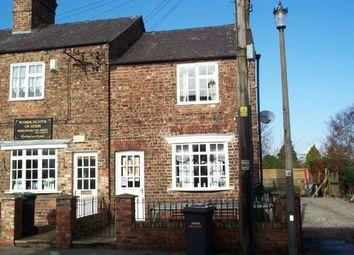 Thumbnail 2 bedroom maisonette to rent in Main Street, Wheldrake, York