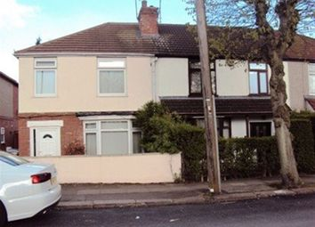 Thumbnail 3 bedroom terraced house to rent in Banks Road, Coundon, Coventry