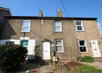 Thumbnail 2 bed terraced house for sale in Creeting Road West, Stowmarket