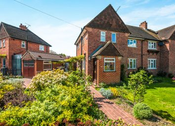Thumbnail 2 bed semi-detached house for sale in Stompits Road, Holyport, Maidenhead