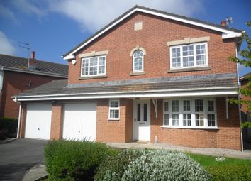 Thumbnail 4 bed detached house to rent in Old Forge, Lytham St. Annes