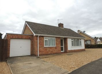Thumbnail 2 bed detached bungalow for sale in St. Clements Drive, Downham Market