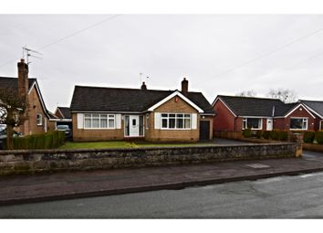 Thumbnail 3 bed detached bungalow for sale in Colwyn Drive, Stoke-On-Trent