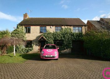Thumbnail 5 bed detached house to rent in Stoke Road, Bishops Cleeve, Cheltenham