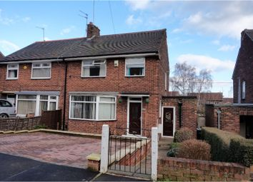 Thumbnail 3 bed semi-detached house to rent in Birchwood Avenue, Rotherham