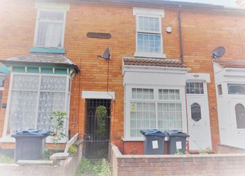 Thumbnail 2 bed terraced house for sale in Solihull Road, Sparkhill