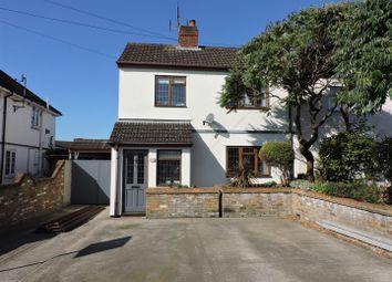 Thumbnail 3 bed semi-detached house for sale in Hanover Gate, Cippenham Lane, Cippenham, Slough